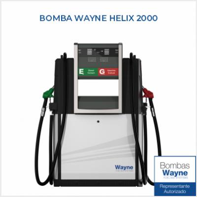 Bomba Helix 2k