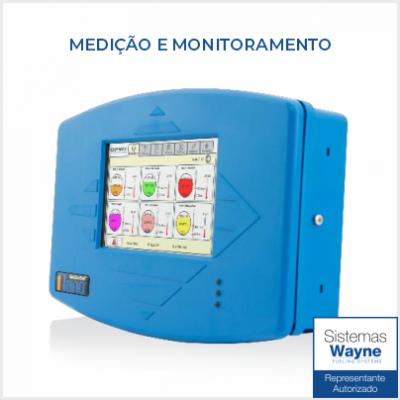 Medição de Monitoramento